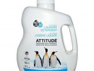 ATTITUDE Ekologiškas Eco Eco Laundry Detergent 2X, su laukinių gėlių aromatu, 1,8 l