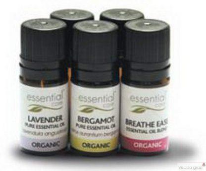 ESSENTIAL CARE - Ekologiškų eterinių aliejų mišinys kvėpavimui palengvinti, tinka vaikams, 5 ml