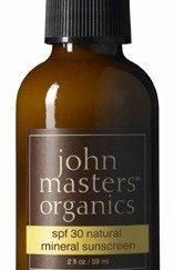 JOHN MASTERS ORGANICS Ekologiškas apsauginis saules kremas su SPF 30, tinka vaikams nuo 6mėn., 59ml