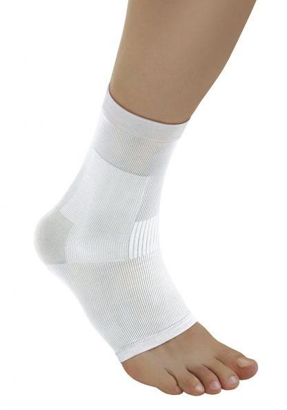 SOLIDEA Silver support cavigliera / Čiurnos raištis naudojamas apsaugai sportuojant, pasitempus, juodas, rudas